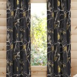 Realtree Camouflage Room Darkening Curtain Panels Reviews Wayfair
