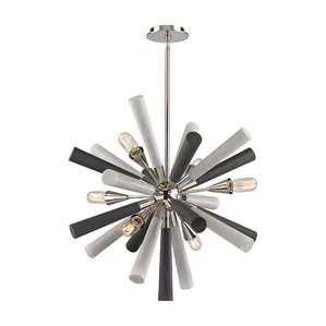 Carwill 6 Light Sputnik Chandelier