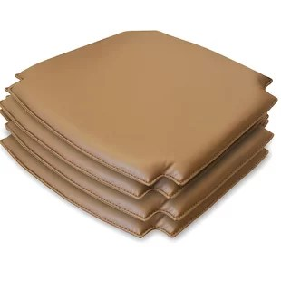 leather chair cushions bulk order office chairs faux wayfair quickview