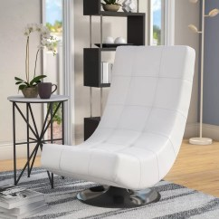 Swivel Chaise Lounge Chair Best Affordable Office Chairs Wade Logan Helle Reviews Wayfair