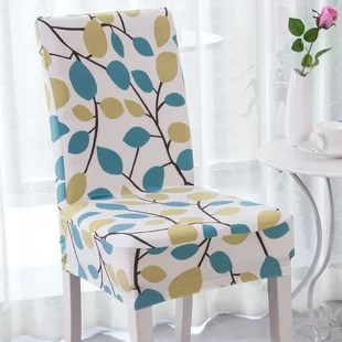 kitchen chair covers turquoise desk uk dining you ll love wayfair quickview