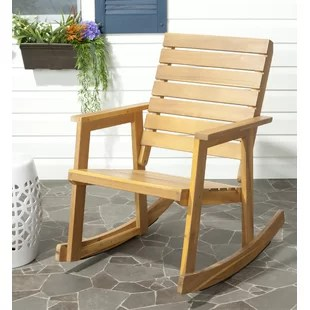folding rocking chair wood toddler comfy wayfair quickview