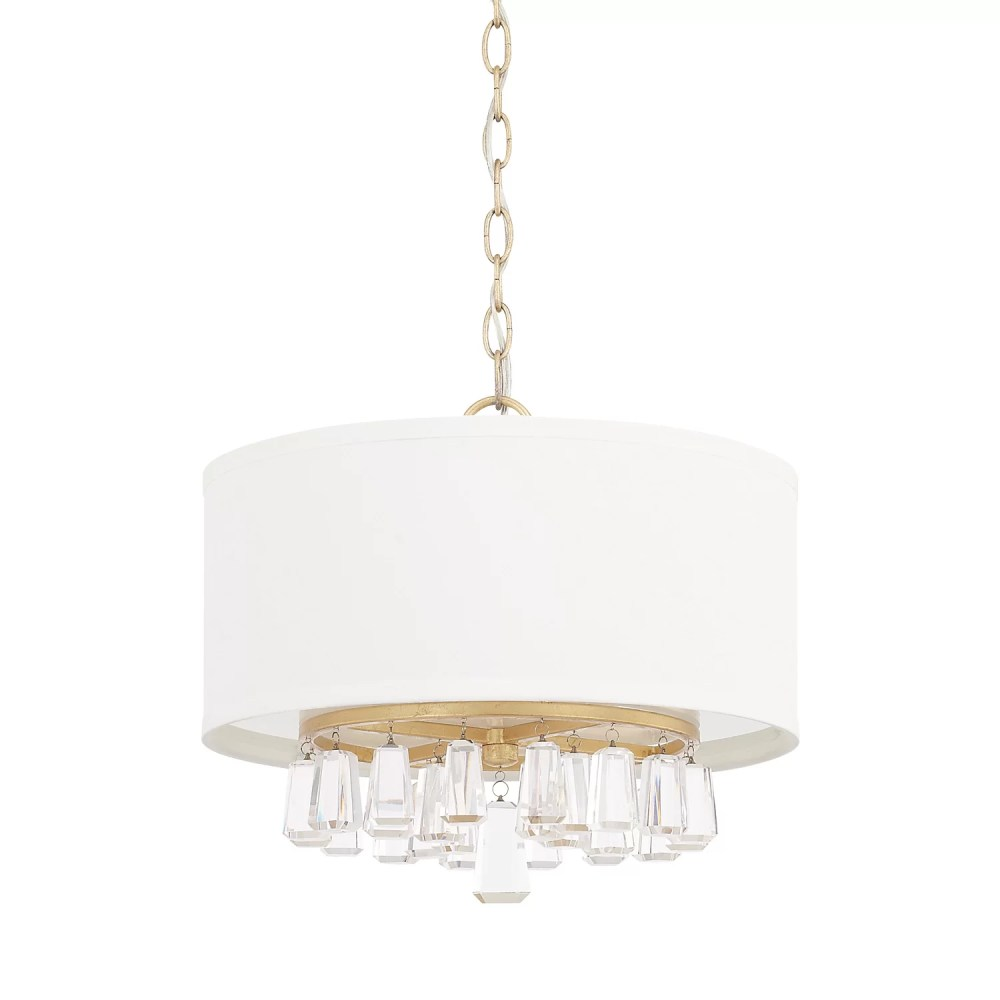medium resolution of mercer41 tera 4 light drum chandelier wayfair terra 4 light crystal chandelier wayfair on basic electrical wiring