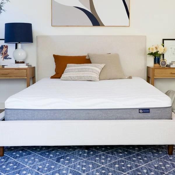 serta perfect sleeper 9 medium gel memory foam mattress