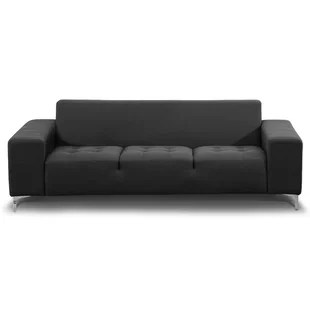 moods 3 seater leather sofa bed cleaning supplies modern contemporary allmodern collison