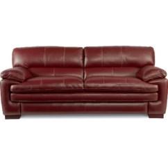 Brown Leather Sofa On Legs Plush Sofas Review Full Grain Wayfair Quickview