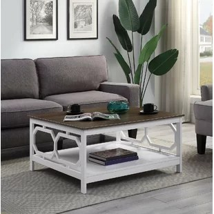 adelajde coffee table with storage