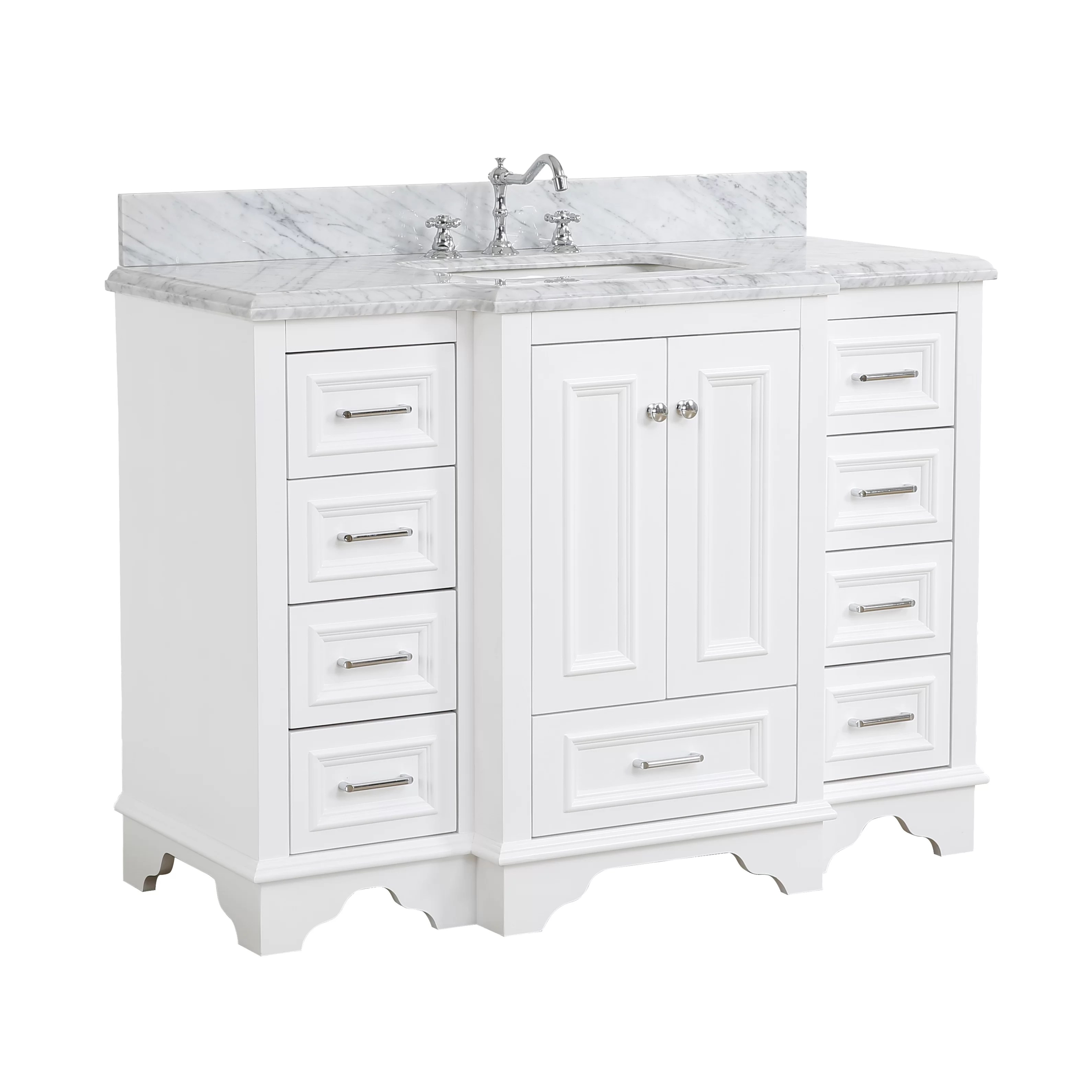 48 Bathroom Vanity Cabinet Nantucket 48