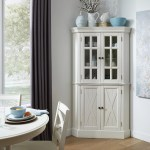 Laurel Foundry Modern Farmhouse Moravia Kitchen Pantry Display Stand Reviews