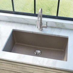 Buy Undermount Kitchen Sink Stainless Steel Top Island Find The Perfect Sinks Wayfair Quickview