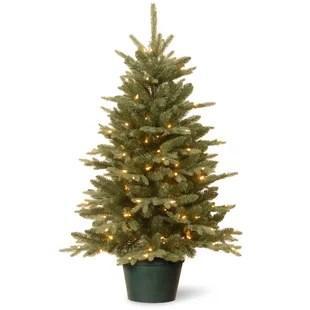 small christmas trees you
