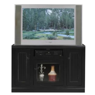 Didier 3 Doors Birchwood TV Stand