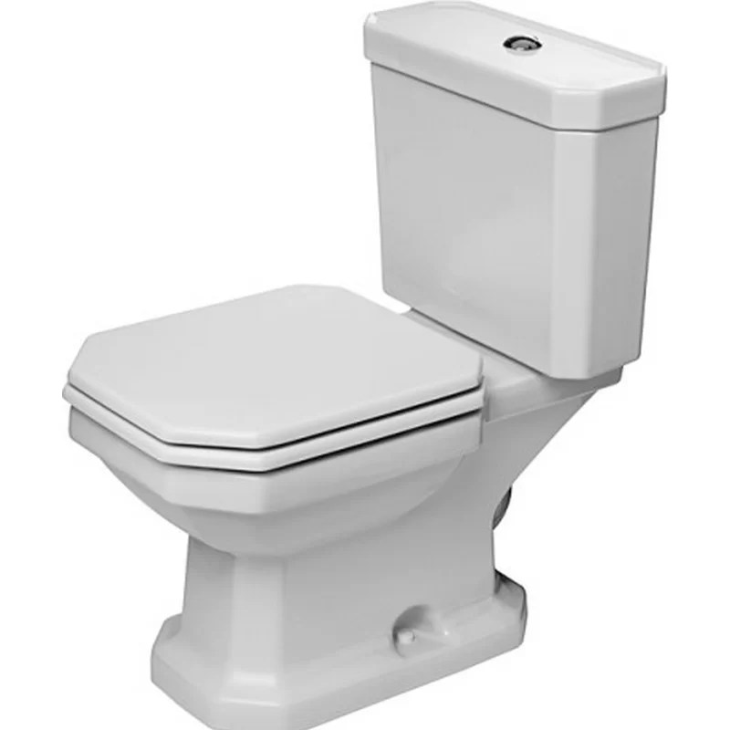 1930 Series HET/GB 1.28 GPF Elongated Toilet Bowl (Seat Not Included)