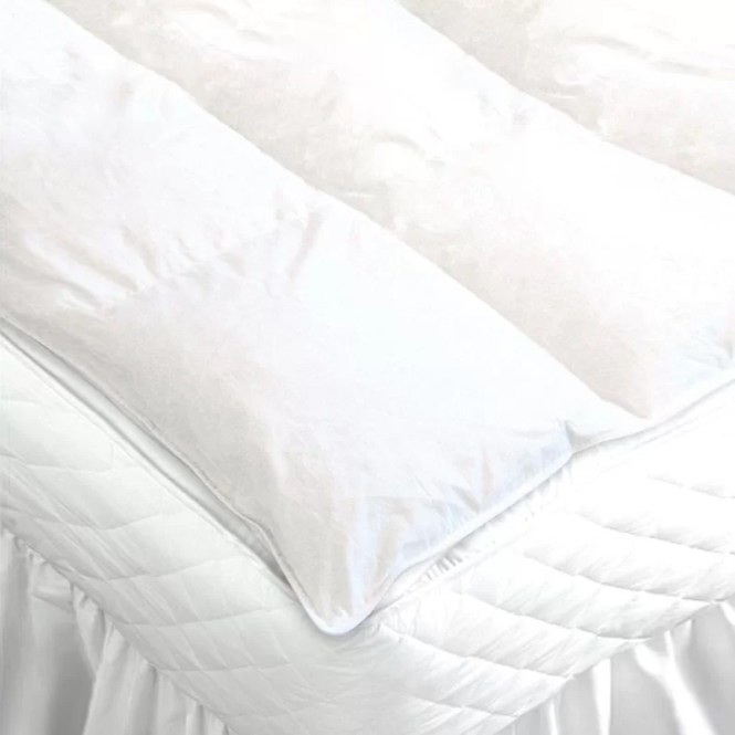 0 5 Feathers Mattress Topper