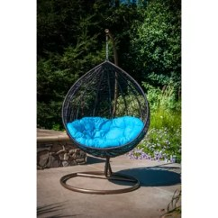 Hanging Chair Edmonton Covers Light Grey Without Stand Wayfair Quickview