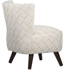 Modern Slipper Chair Office No Wheels Arms Latitude Run Linquist Wayfair