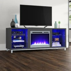 Fireplace For Living Room Small Decorating Ideas Modern Tv Stands Entertainment Centers At Great Prices Wayfair Quickview