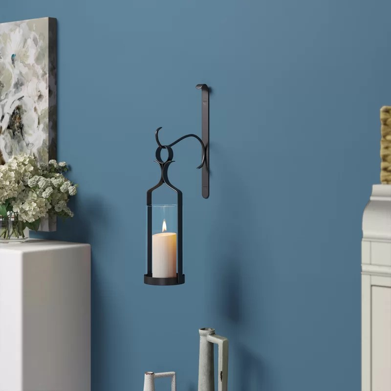 Wall Mirrors With Candle Holders
