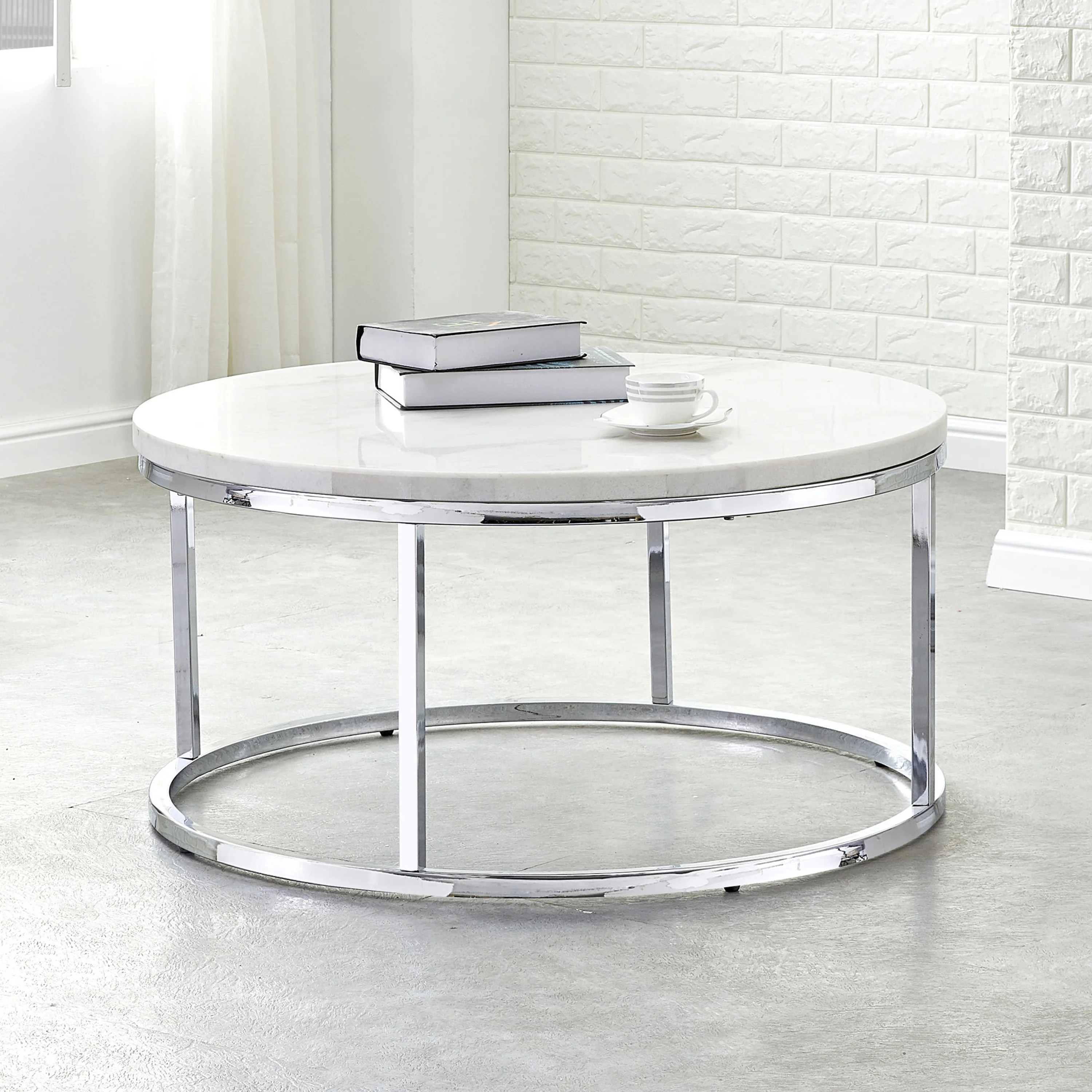 round white coffee tables you ll love