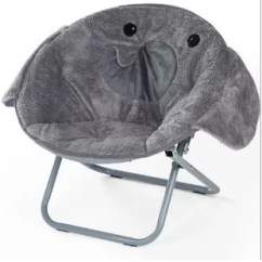Saucer Chair For Kids Wedding Covers Cheshire Wayfair Brillion Elephant