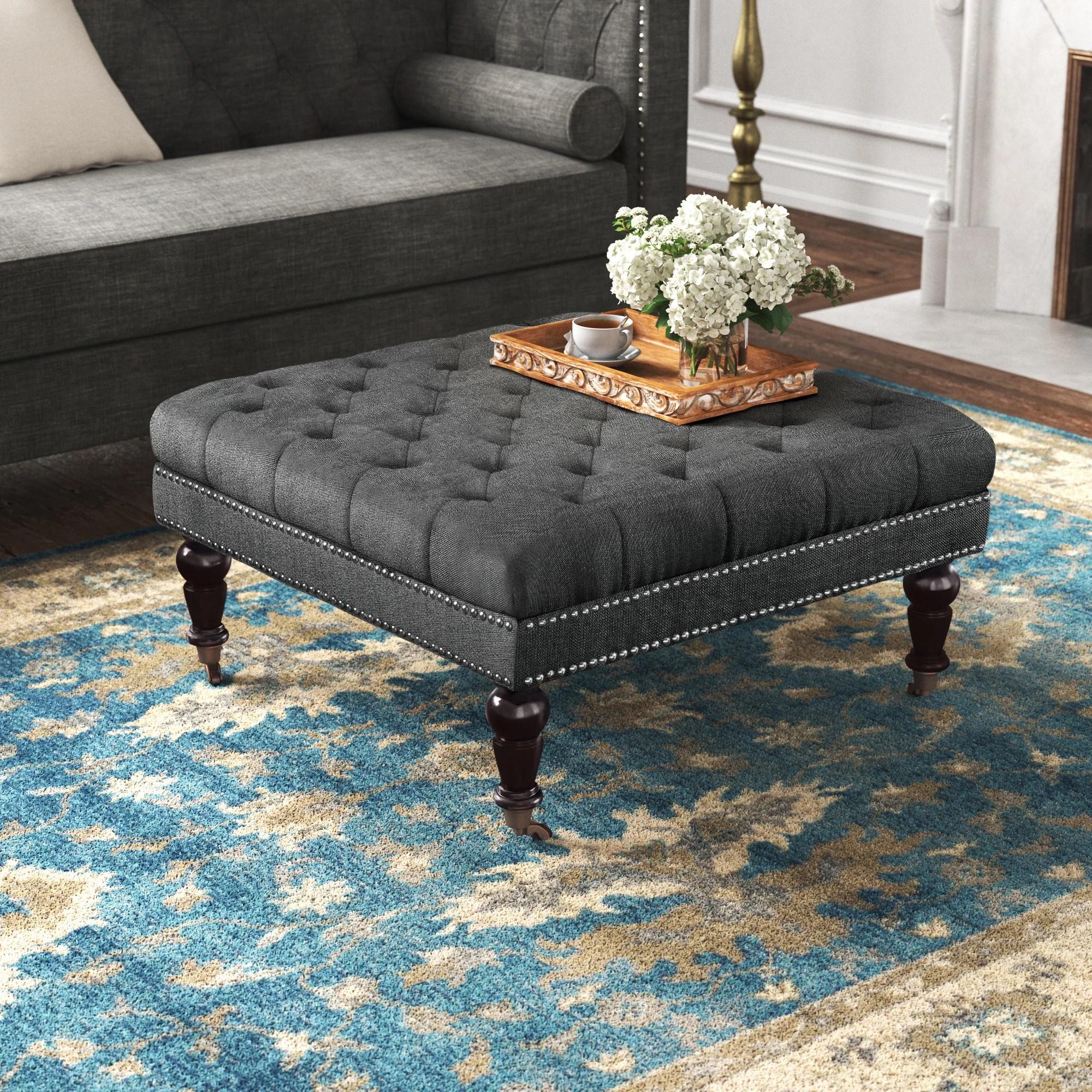 wayfair fabric coffee tables you ll