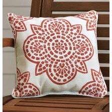 Beechwood Outdoor Throw Pillow