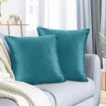 Teal Throw Pillows Free Shipping Over 35 Wayfair