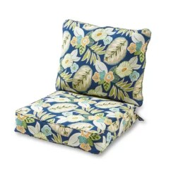 Swivel Chair Cushions Kiddies Covers For Hire Cushion Wayfair Indoor Outdoor Lounge