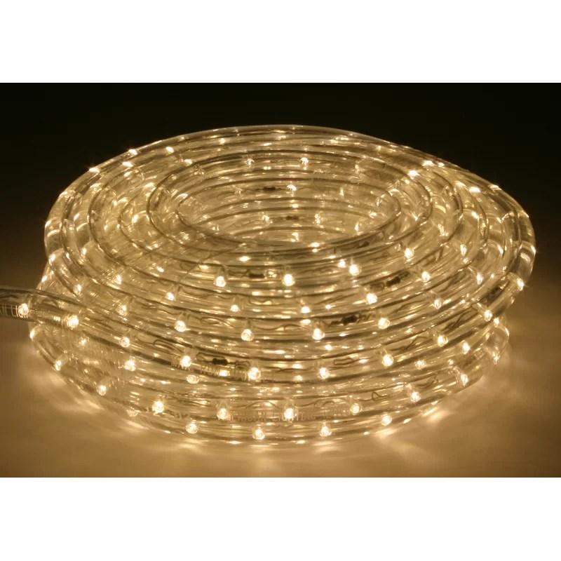 108 light under cabinet rope light