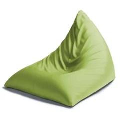 Green Bean Bag Chair Padded Rocking Modern Chairs Allmodern Quickview