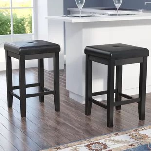 kitchen island stool cart on sale counter height bar stools you ll love wayfair quickview