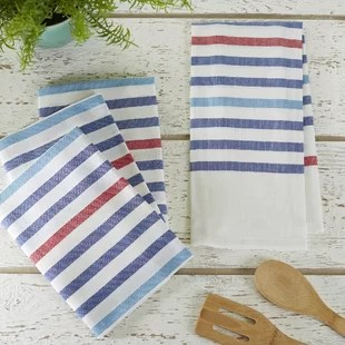 kitchen towel aid professional mixer blue towels you ll love wayfair quickview
