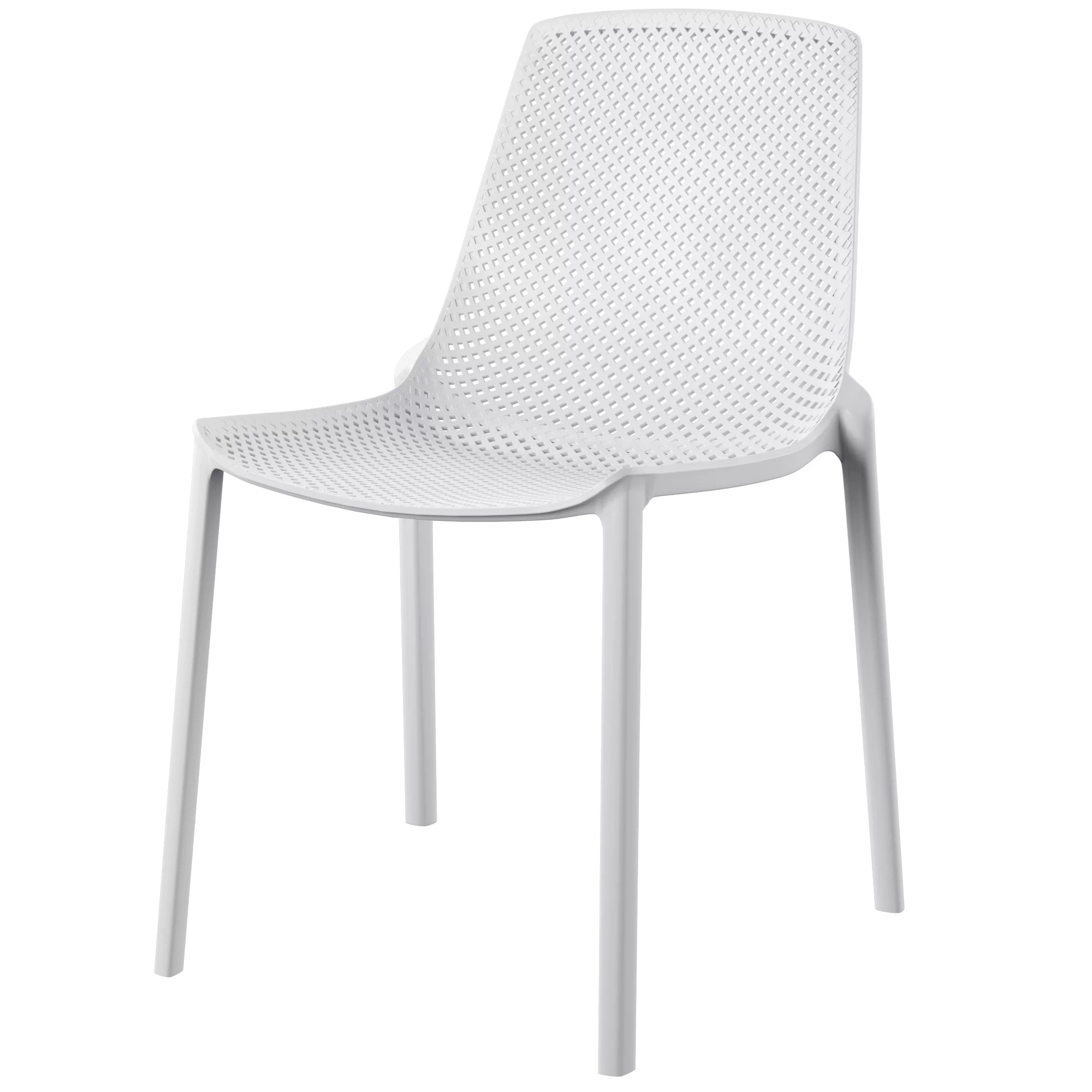 Stacking Dining Chairs Claudio Stacking Patio Dining Chair