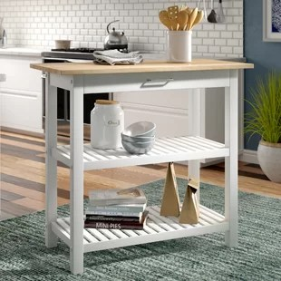 island tables for kitchen wire rack dining table wayfair lakeland