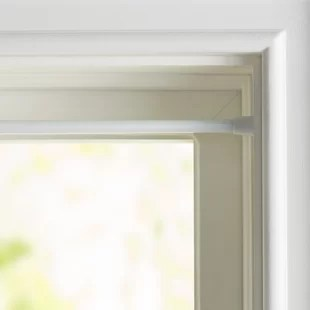 adjustable curtain rods wayfair