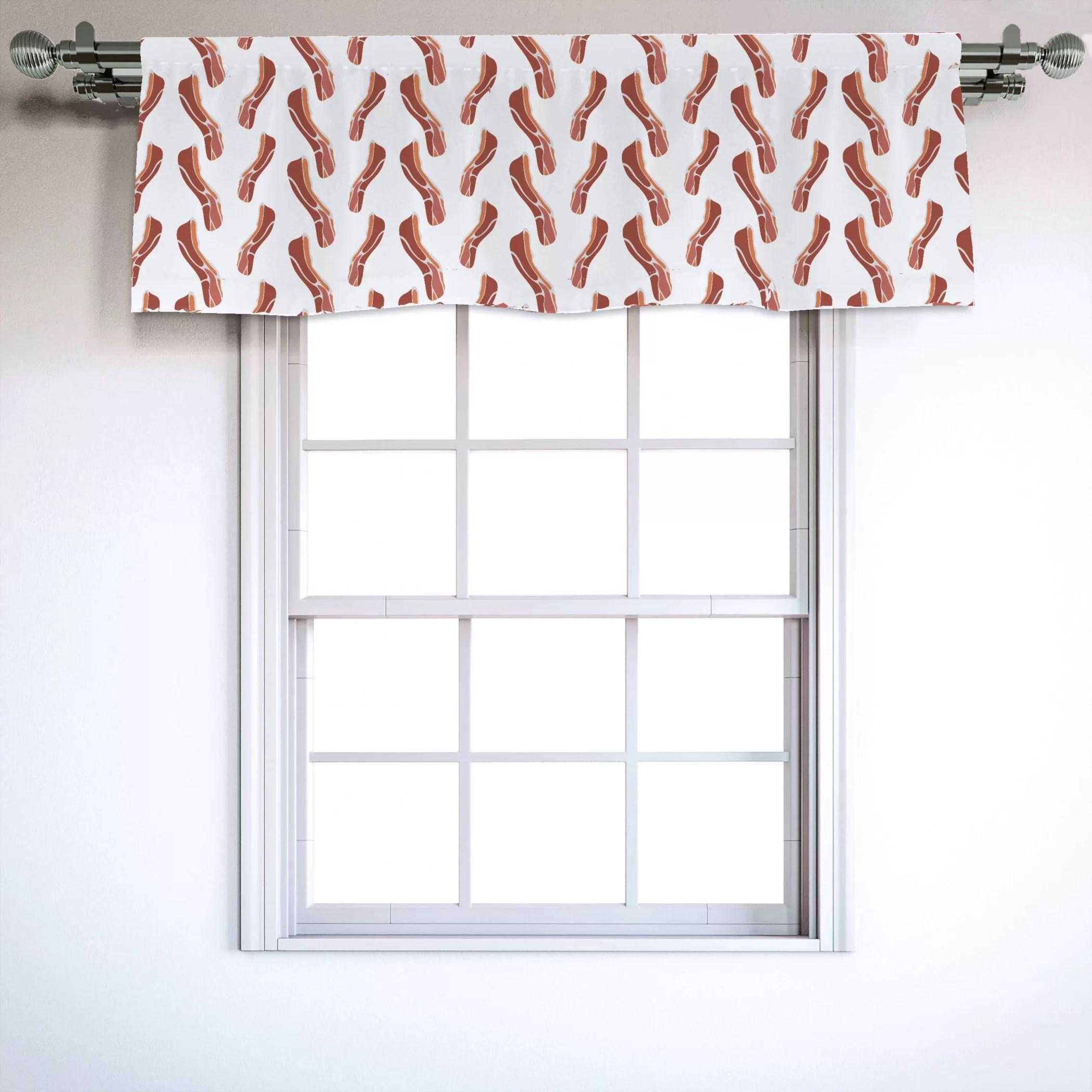 Bacon 54 Window Valance