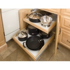 Kitchen Pull Out Shelves Counter Lights Pantry Wayfair Drawer