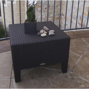 Amaryllis Patio Side Table