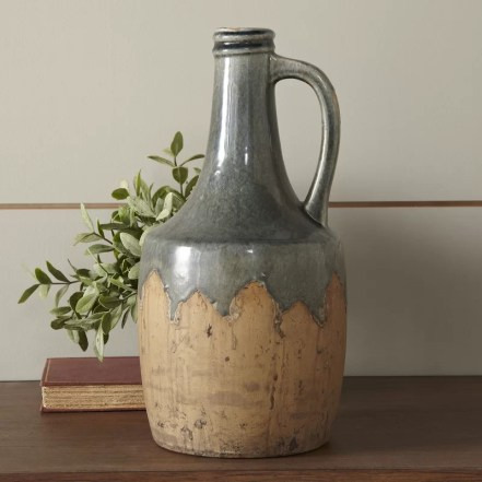 Gray/Brown Bourne Jug