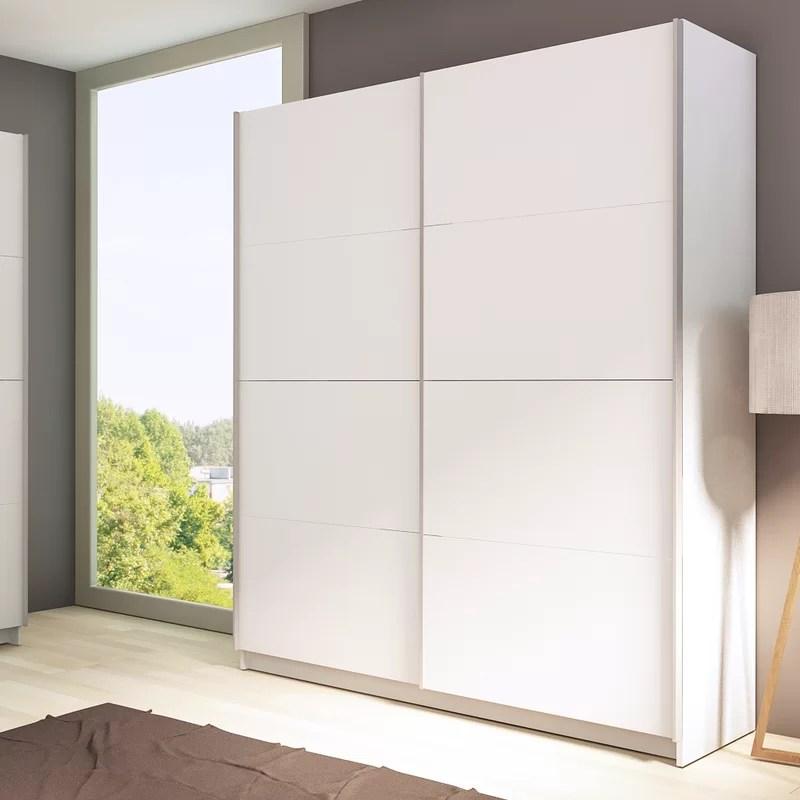 plainview 2 sliding door armoire