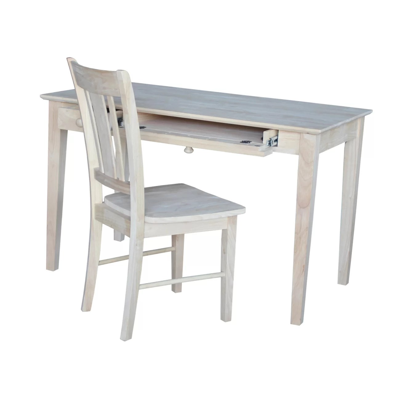 Desk And Chair Set Writing Desk With Chair Set Wayfair