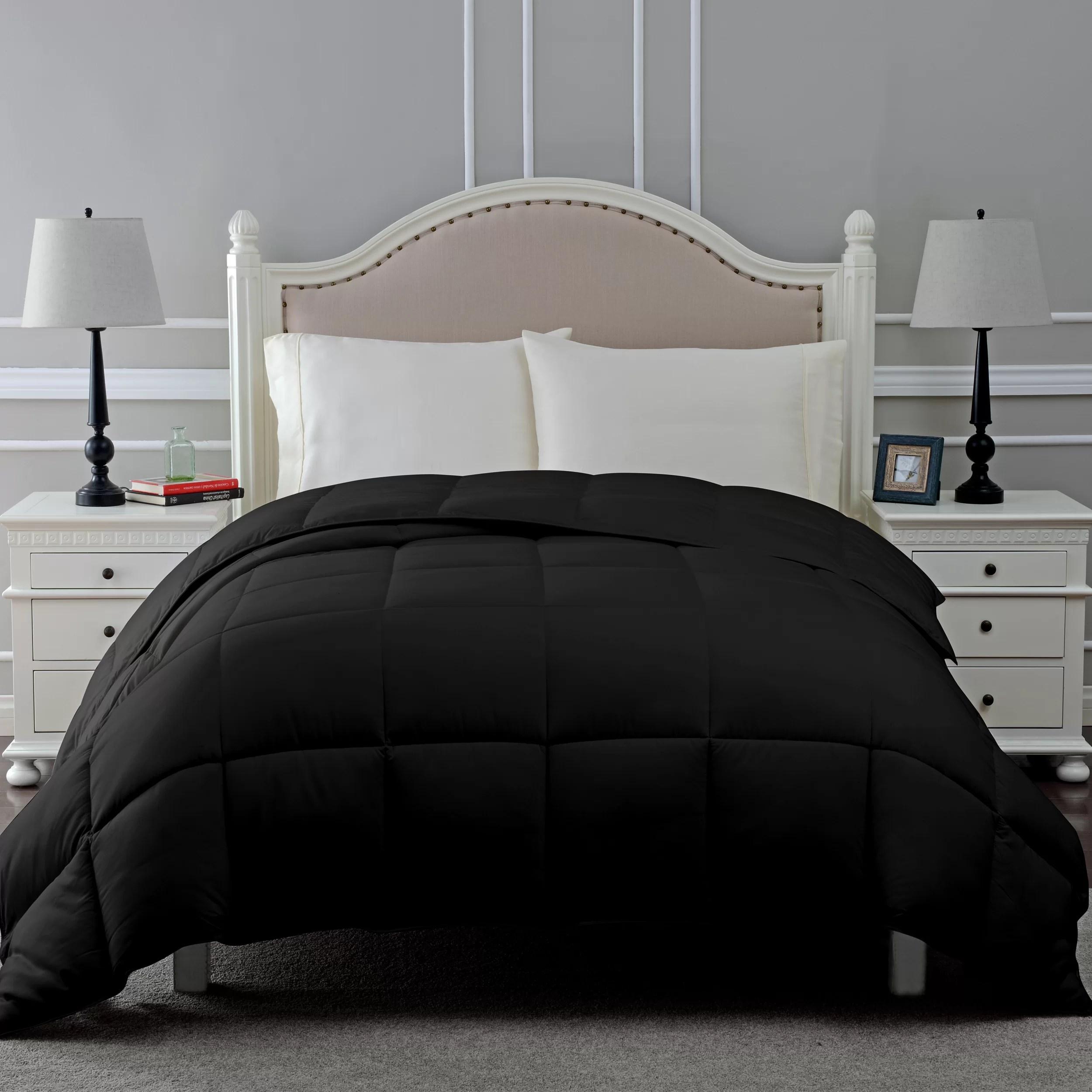 black gray silver comforters sets