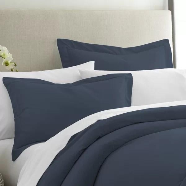 aqua pillow shams