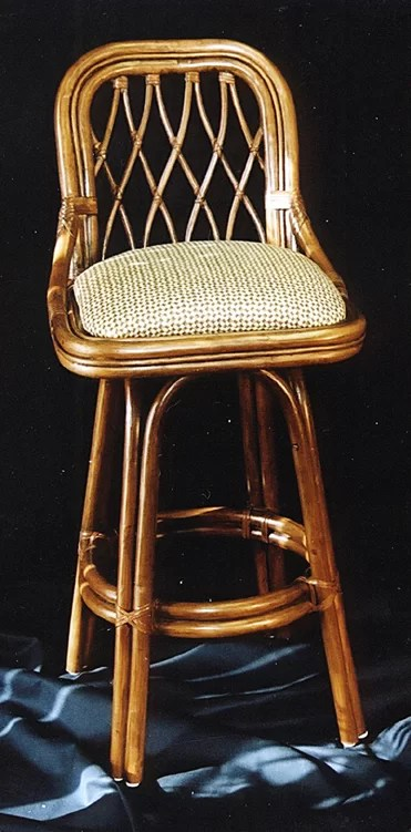 Coco Cay 30 Swivel Bar Stool Feature: Without Arms Upholstery: 986
