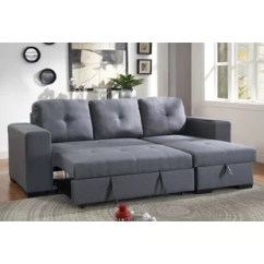 Sofa Bed And Chaise Cover Set L Shape Sleeper Sectionals You Ll Love Wayfair Ca Save
