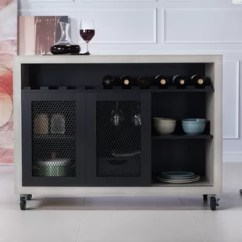 Kitchen Server Counter Sideboards Buffet Tables You Ll Love Wayfair Ca Save