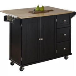 Kitchen Cart Table Backsplash Trends Islands Carts Joss Main Quickview