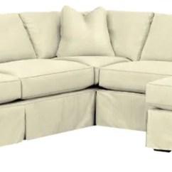 Custom Sectional Sofa Deep Bed Klaussner Furniture Kessler Wayfair