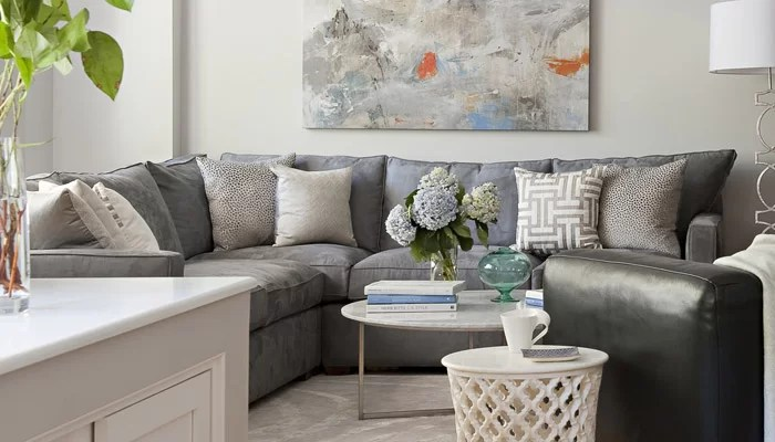 living room decorating ideas leather couches wayfair ca