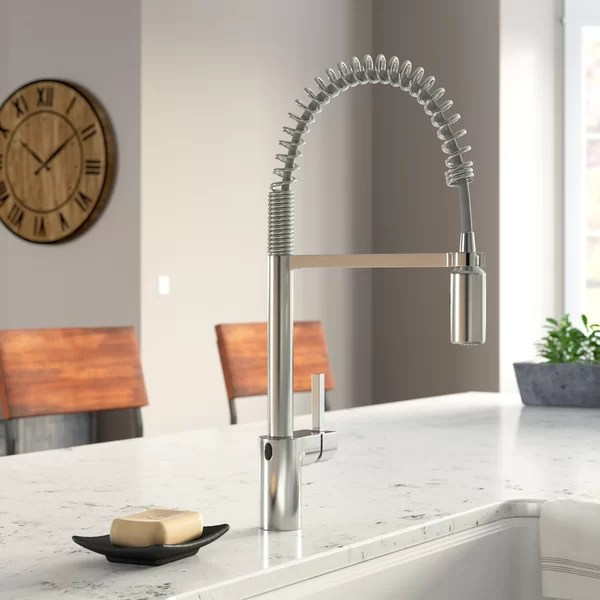 mobile home kitchen faucet